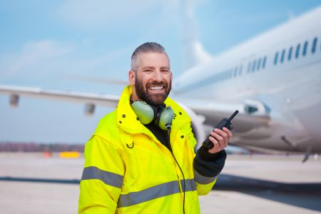 Aviation Sicherheit und Services